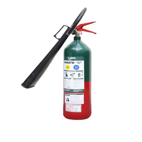 Bình chữa cháy Khí CO2 yamato YVC-10 (4,6Kg khí CO2)