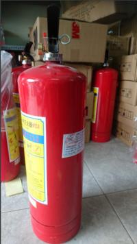 Bình chữa cháy mới được dán tem bảo hành khi mua tại An Phúc