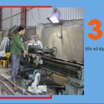 3 Lợi ích khi sử dụng bình chữa cháy tại cơ sở sản xuất cơ khí
