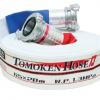 Vòi chữa cháy Tomoken D65 1.3MPA (đã có khớp nồi vòi)