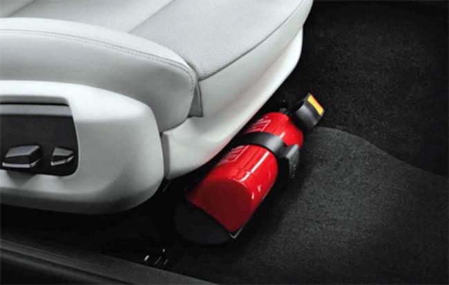 Bình chữa cháy mini Foam 500ml sử dụng cho ô tô