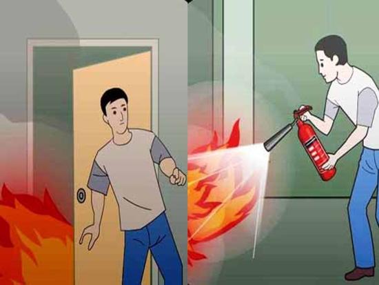 các đám cháy có nguyên nhân do chập cháy, chạm mạch, ma sát tĩnh điện sẽ được dập tắt hiệu quả khi sử dụng loại bình CO2