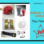 Thông tư 48/2015/TT-BCA qui định về quần áo chữa cháy-Liên hệ 0913.801.891