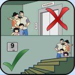 5 mẹo thoát khỏi hỏa hoạn chung cư khi không có mặt nạ phòng độc bạn đã biết?