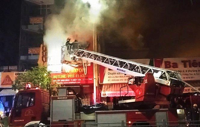 [Khẩn cấp] Cháy nhà phố không lối thoát thì phải làm sao?