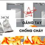Găng tay chống cháy Castong YERR15-34 (300 độ)
