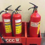 Công dụng bình chữa cháy bột, bình CO2 và bình foam