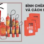 Hướng dẫn cách lắp đặt bình chữa cháy