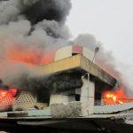 Chất gây nổ trụ sở Công an phường 12 không phải bom xăng