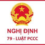 Nghị định 79/2014/NĐ-CP hướng dẫn Luật Phòng chữa cháy và Luật PCCC