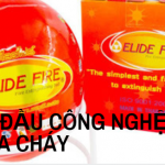 Bóng cứu hỏa chữa cháy Elide Fire có Tem Kiểm Định Bộ Công An có nên dùng không?