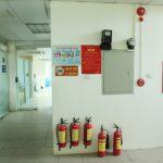 Sống và làm việc tại chung cư cao tầng nên mua bình chữa cháy nào?