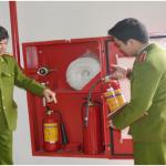 Mẫu phương án chữa cháy cơ sở
