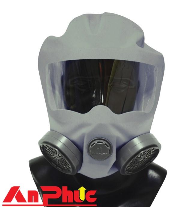 Mặt nạ phòng khói trùm đầu thoát hiểm EPK-20