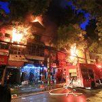 Những biện pháp đề phòng cháy nổ mùa hanh khô
