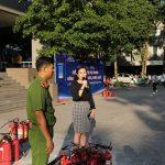 PCCC- hưởng ứng tháng Phòng chống cháy nổ 2018