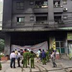 Báo động nguy cơ cháy nổ chung cư