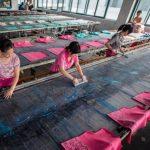 Mặt nạ phòng độc trong ngành dệt may