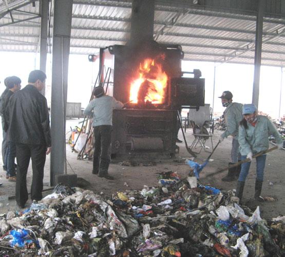 Chất hữu cơ cháy gây chất độc