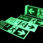 Biển exit lối thoát nhanh nhất cho bạn khi cúp điện đột xuất