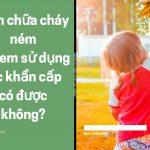 Bình chữa cháy ném trẻ em có dùng được không?-Liên hệ 0913.801.891