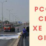 Điều kiện an toàn PCCC trong quá trình vận chuyển xăng dầu bằng phương tiện xe cơ giới