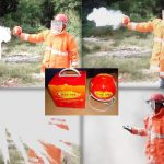 Bóng công nghệ cứu hỏa có thực sự hiệu quả để dập đám cháy?