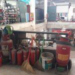 Chợ truyền thống  Phòng cháy chữa cháy cho có lệ?
