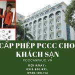 Giấy phép PCCC cho khách sạn – cơ sở cho thuê lưu trú