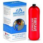 Bình chữa cháy dạng ném FireSave – màu đỏ giá rẻ-Liên hệ 0913.801.891