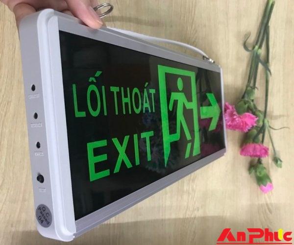 Đèn Exit thoát hiểm GNVN loại 2 mặt