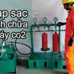 Nạp bình chữa cháy Bột BC-ABC- Khí CO2 gọi ngay 0913.801.891