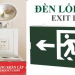 Không lắp đèn sự cố, đèn exit bị phạt bao nhiêu?-Liên hệ 0913.801.891