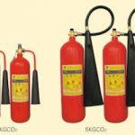 Cách Phân biệt bình chữa cháy CO2 và bình bột, ứng dụng thực tế của chúng