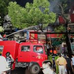 Khủng khiếp Gần một phần ba xe chữa cháy của Hà Nội đã hỏng