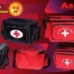 Túi cứu thương theo tiêu chuẩn Bộ Y Tế gía rẻ đầy đủ dụng cụ