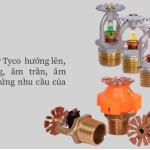 Hồ Chí Minh địa chỉ bán đầu phun tyco tại PCCC An Phúc