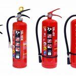 Giá bán bình chữa cháy Yamato Nhật Bản dành cho gia đình, cửa hàng nhỏ