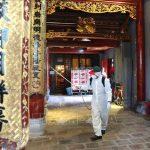 Phòng cháy mùa dịch tại chùa và nhà thờ tôn giáo