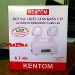 Đèn sạc chiếu sáng thoát hiểm KenTom KT 403 khẩn cấp