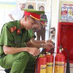 Điều quan trọng quan trọng trong công tác nạp bình chữa cháy là gì?