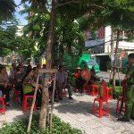 Tuyên truyền công tác an toàn pccc tại khu dân cư phường 6, gò vấp