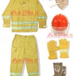 Quần áo phòng cháy chữa cháy theo thông tư 48