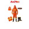 Quần áo chống cháy TT56 màu cam