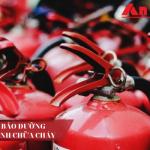 Dịch vụ cho thuê bình chữa cháy và Bảo dưỡng bình chữa cháy