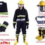 Quần áo chữa cháy theo thông tư 56 và 48 – Hiểu thật đúng!