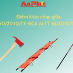 Điểm khác nhau giữa TT 150/2020/TT-BCA và TT 56/2014/TT-BCA