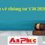 Tìm hiểu về thông tư 150/2020/TT-BCA