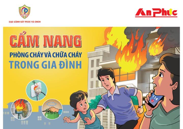 biện pháp phòng chống cháy nổ