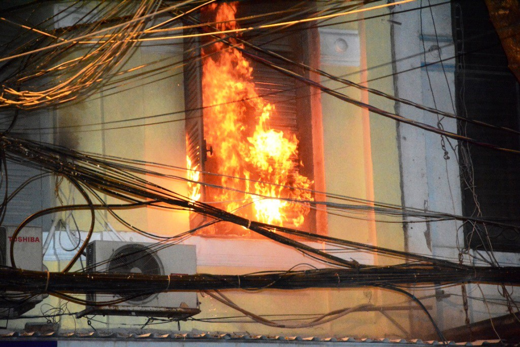 An toàn cháy nổ và thoát hiểm